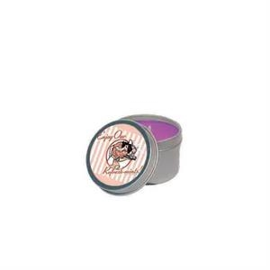 Candle Man - 2 Oz. Round Tin Soy Candle (lilac). Eco Friendly Soy Candle In Round Tin