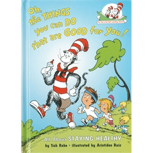 Dr. Seuss (tm) - Hardcover Children's Book On Health, 44 Pages