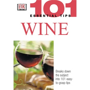 101 - Wine Book. Softcover, 72 Pages