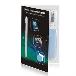 3 In 1 Touch Screen Kit For The Mobile Device