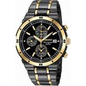 Men's Alarm Chronograph Watch