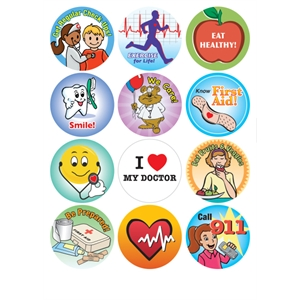 Medical Care - Removable Sticker Fun
