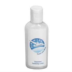 Z Collection (r) - 1 Oz Sanitizing Lotion In Oval Bottle