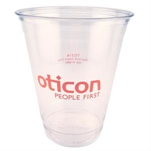 High Lines - 16 Oz. Clear Soft Sided Cup