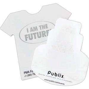 Stik-withit (r) - 25 Sheet Pad - T-shirt - Extra Large Die Cut Self Adhering Notepad From Stock Die Cuts