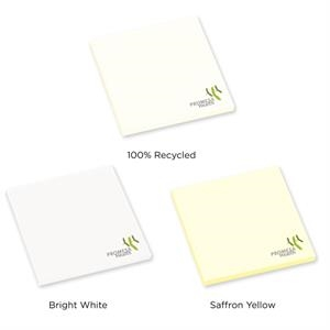 "3"" X 3"" Adhesive Notepad-25 Sheets"