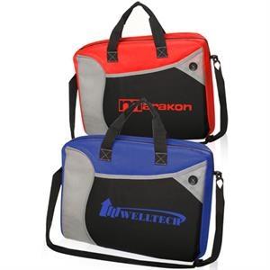 Wave Briefcase-Messenger Bags