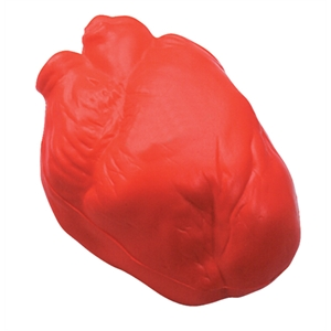 Squeezies (r) - Anatomical Heart Shaped Stress Reliever