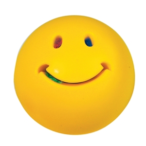 Squeezies (r) - Light-up Smiley Face Cut-out Design Stress Ball