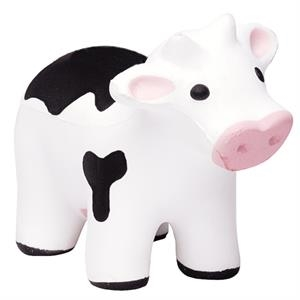 Squeezies (r) - Cow Shape Stress Reliever With Sound