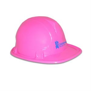 Pink Construction Hat