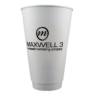 The 500 Line - Insulated Paper Cup, 20 Oz. Product Can Be Recycled