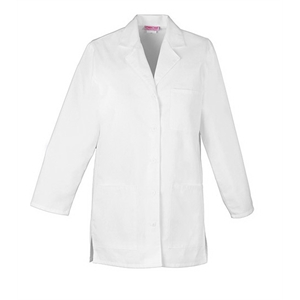 "Cherokee - Sa1462 Cherokee 32"" Lab Coat - White"