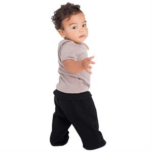 Colors - Infant California Fleece Pant Featuring An Elastic Waistband. Blank