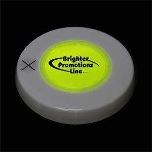 Yellow Glow Lid For Standard 32 Oz Stadium Cup