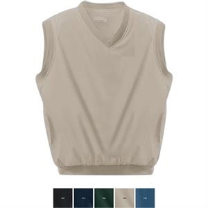 M.i.c.r.o. Plus North End (r) - 3 X L-4 X L - Men's Vest With Teflon (r) And Side Seam Pockets