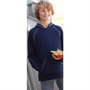 North End (r) Pivot - Youth Performance Fleece Hoody