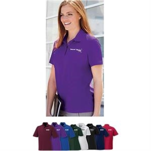 Extreme Eperformance (tm) Shield - 2 X L - Ladies' Snag Protection Short Sleeve Polo