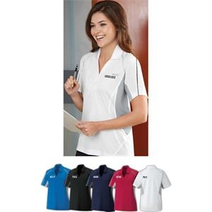 Parallel Extreme Eperformance (tm) - 2 X L - Ladies' Snag Protection Polo With Piping