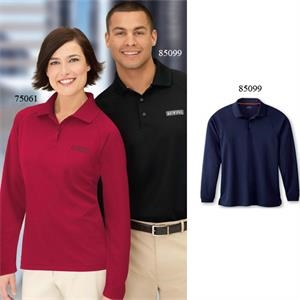 Extreme Eperformance (tm) - 5 X L - Men's Long Sleeve Pique Polo