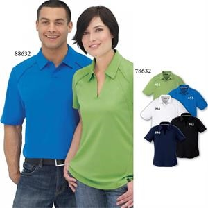 North End Sport (r) - 3 X L - Men's Recycled Polyester Performance Pique Polo