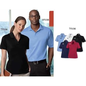Extreme Edry (r) - 2 X L - Ladies' Silk Luster Jersey Polo With Matching Flat Knit Collar