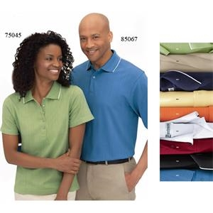 Extreme Edry (r) -  X S- X L - Ladies' Needle Out Interlock Polo Shirt