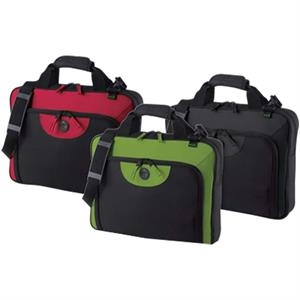 "North End (r) - Recycled Polyester Briefcase That Fits Most 15"" Laptops"