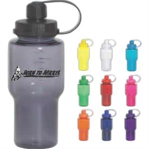 Yukon Aleutian - Clear - 22 Oz. Travel Bottle