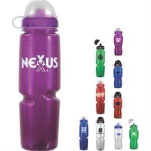 Polysavers - Purple - Bpa Free Sport Bottle, 18 Oz