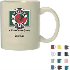 Anchor - White - Eleven Ounce Ceramic Anchor Mug