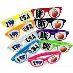 "Stylish \""Blue's Brothers\"" Sunglasses"