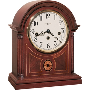Barrister - Key-wound Mantel Clock