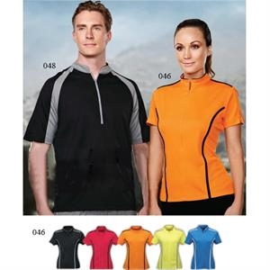 Performance (tm) Lady Peloton -  X S- X L - Women's Moisture Wicking Cycling Jersey