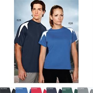 Performance (tm) Lady Wildcat - 3 X L - Women's Moisture Wicking Crewneck Shirt
