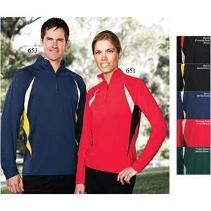 Performance (tm) Lady Condor - 4 X L - Women's Moisture Wicking 1/4-zip Pullover Shirt