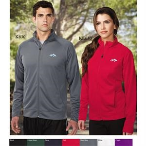 Performance (tm) Lady Exocet - 2 X L - Women's 7.6 Oz 100% Polyester Mesh Lightweight Jacket
