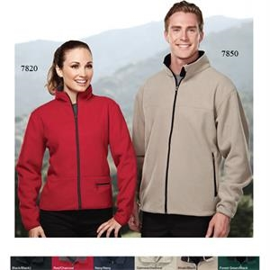 Herald Performance (tm) - 2 X L - Women's Windproof/water Resistant Polyester Micro Fleece Jacket