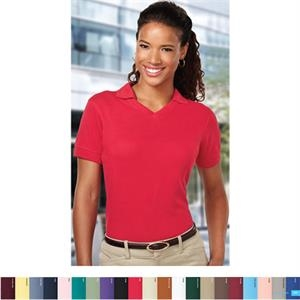 Venice -  X S- X L - Women's 7 Oz Short Sleeve Pique Knit Golf Shirt
