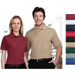 Tradesman -  X Lt - Men's Pique Golf Shirt With A Hemmed Bottom And Extended Tail