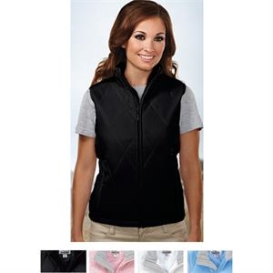 Breeze -  X S -  X L - Women's Vest With Fleece Lined Collar And Inner Chest Zippered Pocket