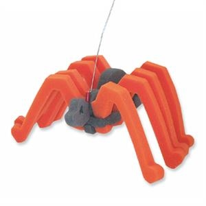 Foam Halloween Spider Toy Novelty