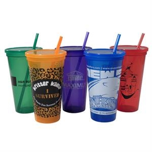 Jewel - 24 Oz. Jewel Tumbler