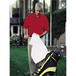 100% Cotton Promotional Golf Towel. Opportunity Buy
