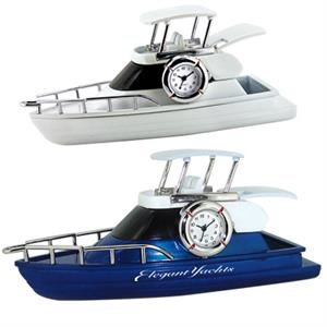 Yacht Shaped Clock