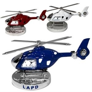 Helicopter Shaped Clock