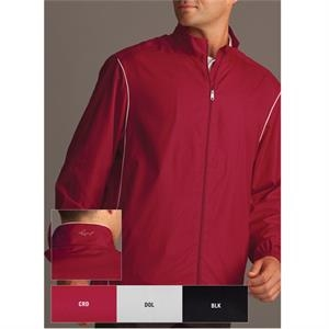 S -  X L - Men's Full Zip Performance Jacket. Blank