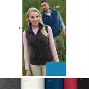 Fern Creek - S- X L - Women's Lightweight, 100% Polyester Vest Is Pill Resistant