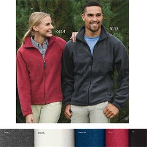Benton Springs (tm) - 1 X L - Columbia (r) Women's Full Zip Jacket, Pill-resistant, Quick Drying