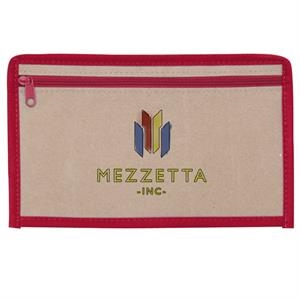 Color Me - Kraft Zipper Case